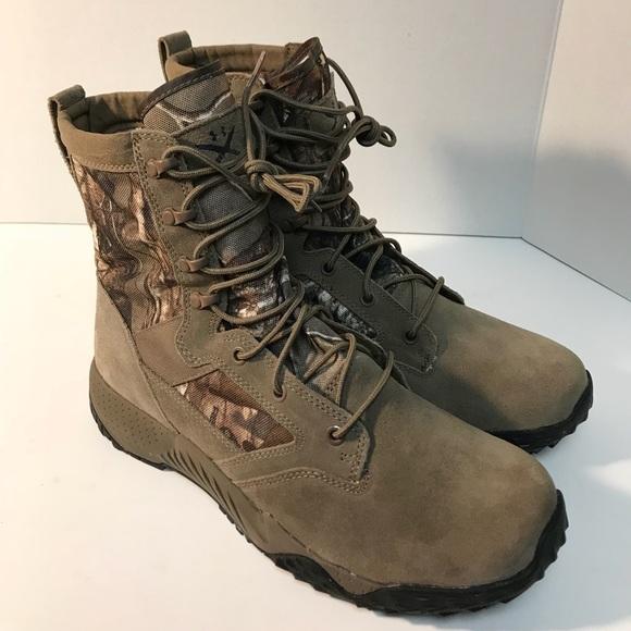 0648e8702bf Under Armour Jungle Rat boots men's size 9.5
